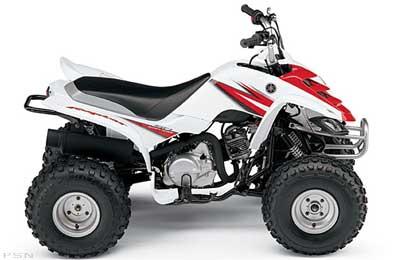 quad yamaha raptor 80cc