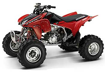ATV: Honda powers into the ATV market in UAE