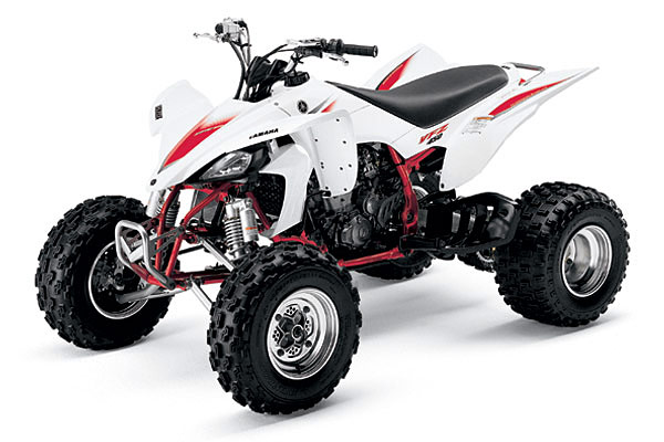 ATV: ATV Trail Shoot Out - Honda TRX450R vs Yamaha YFZ450